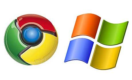 Google Chrome - Microsoft Windows