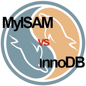MySQL - MyISAM vs InnoDB