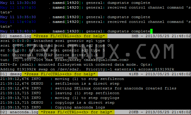 multitail-linux-tool