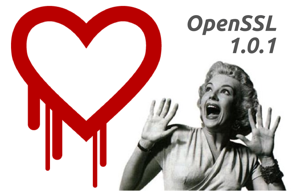 OpenSSL Heartbleed bug